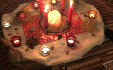 Jahreskreistfest: Wintersonnenwende