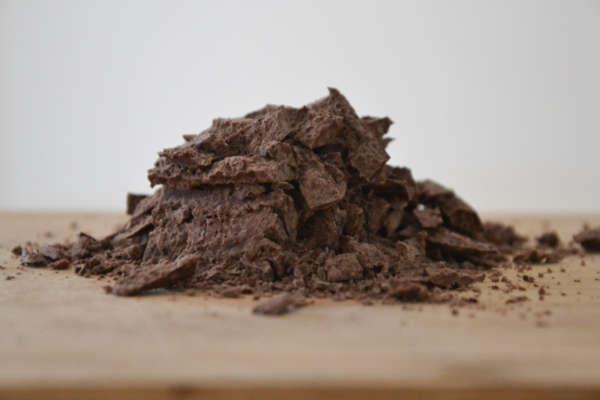Kakao, geraspelt