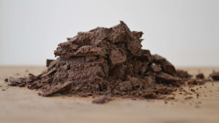 Kakaozubereitung für eine Zeremonie