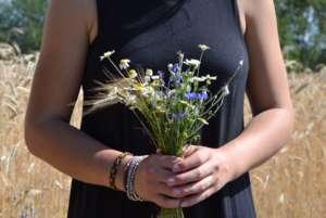 Im Getreide Zeremonie