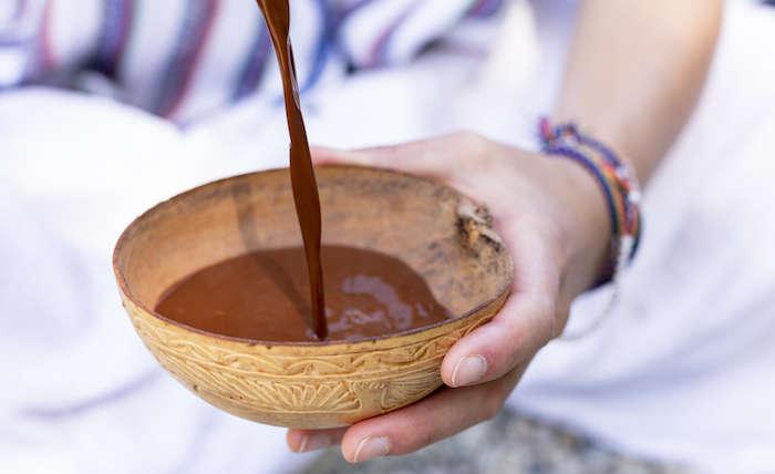Wintersonnenwende mit Kakao und Klang