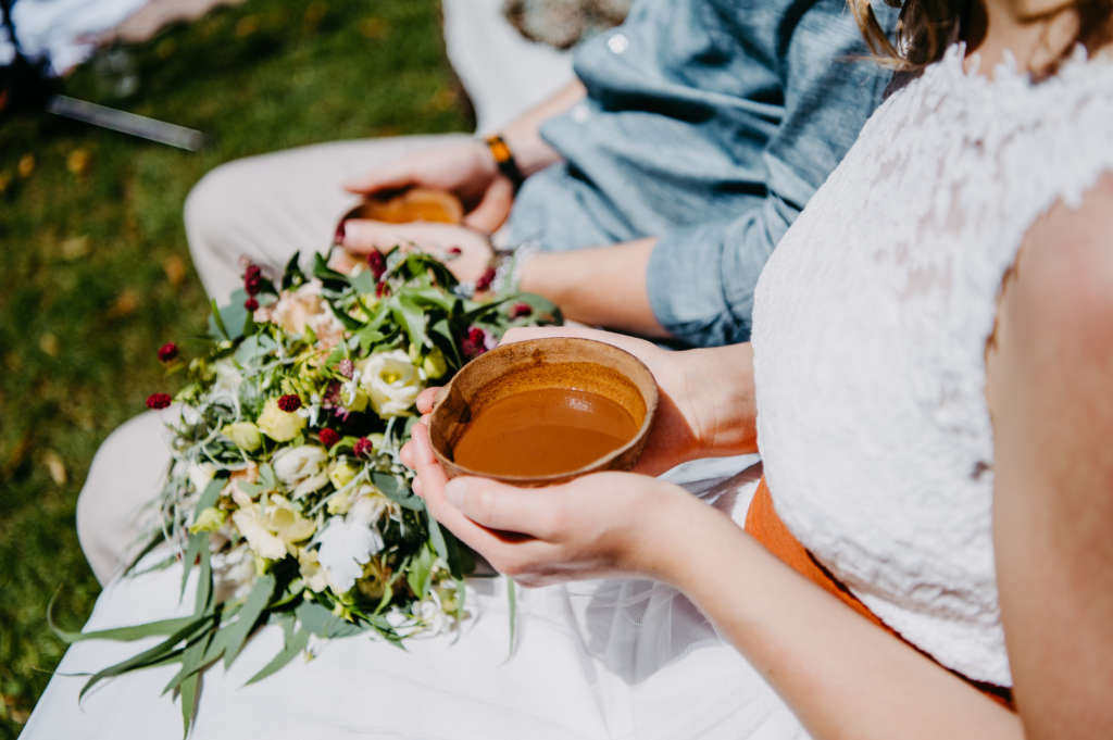 Kakao Hochzeit